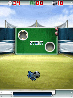 Download free game for mobile phone: Sехy Soccer - download mobile games for free.