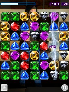 Download free game for mobile phone: Ero diamonds - download mobile games for free.