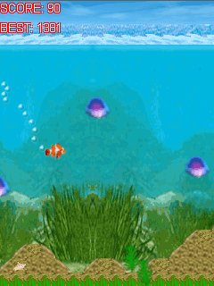 Download free mobile game: Nemo's Great Adventure - download free games for mobile phone.