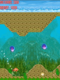 Mobile game Nemo's Great Adventure - screenshots. Gameplay Nemo's Great Adventure.