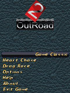 Download free mobile game: OutRoad 2 - download free games for mobile phone.