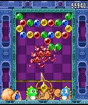 Download free game for mobile phone: Puzzle Bobble Mobile Mania - download mobile games for free.