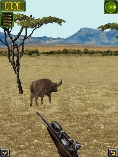 Mobile game Deer Hunter 5 Sniper Adventure - screenshots. Gameplay Deer Hunter 5 Sniper Adventure.