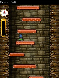 Download free mobile game: Icy Tower Jump - download free games for mobile phone.