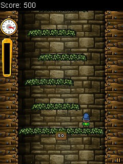 Download free game for mobile phone: Icy Tower Jump - download mobile games for free.