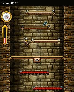 Mobile game Icy Tower Jump - screenshots. Gameplay Icy Tower Jump.