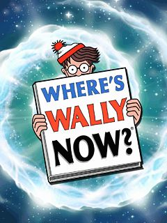 Where is Wally Now?