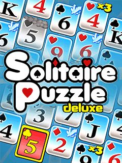 Solitaire Puzzle Deluxe