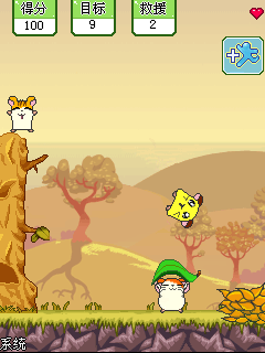 Mobile game Hamster Story - screenshots. Gameplay Hamster Story.