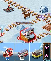 Download free game for mobile phone: My Model Train 2 Winter Edition - download mobile games for free.