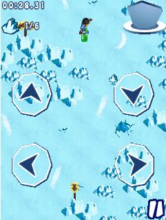 Download free game for mobile phone: Ultimate Snowboarding - download mobile games for free.