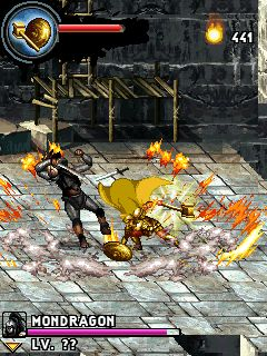 Mobile game Immortals - screenshots. Gameplay Immortals.