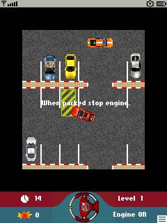 Download free mobile game: Let's Park - download free games for mobile phone.