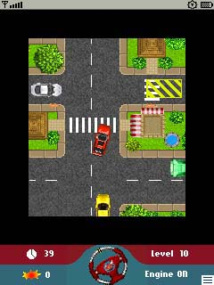 Mobile game Let's Park - screenshots. Gameplay Let's Park.