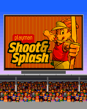Playman Shoot and Splash