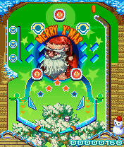 Download free mobile game: Xmas pinball fever - download free games for mobile phone.