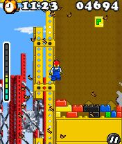 Download free game for mobile phone: LEGO Escape - download mobile games for free.