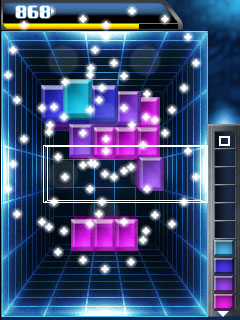 Download free game for mobile phone: Tetris Blockout - download mobile games for free.