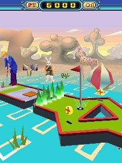 Download free mobile game: Mini Golf Magic 3D - download free games for mobile phone.