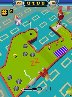 Mobile game Mini Golf Magic 3D - screenshots. Gameplay Mini Golf Magic 3D.