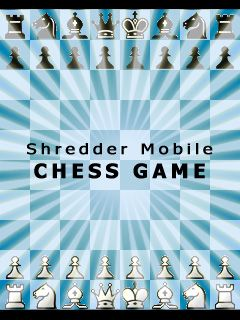 Shredder Mobile Chess Game
