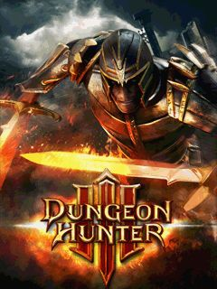 Download free Dungeon Hunter 3 - java game for mobile phone. Download Dungeon Hunter 3