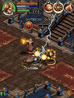 dungeon hunter 3 free mobile download
