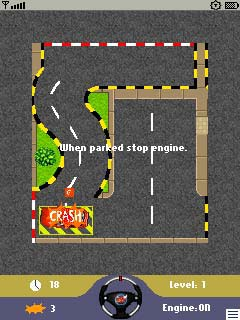 Download free game for mobile phone: Park Me - download mobile games for free.