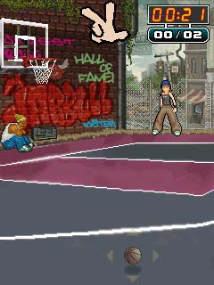 Download free mobile game: Street Balls - download free games for mobile phone.