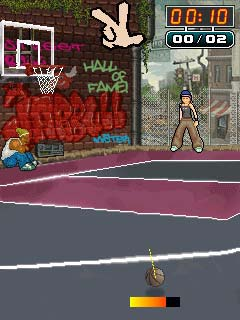 Download free game for mobile phone: Street Balls - download mobile games for free.