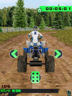 Download free mobile game: 3D Extreme Quad Bikes - download free games for mobile phone.
