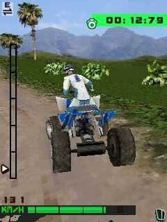 Download free game for mobile phone: 3D Extreme Quad Bikes - download mobile games for free.