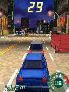 Jeu mobile La Fièvre de Nuit 3D - captures d'écran. Gameplay Night Fever 3D.