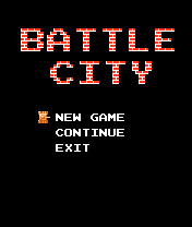 Download free Battle City - java game for mobile phone. Download Battle City