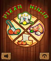 Download free mobile game: Pizza Ninja - download free games for mobile phone.