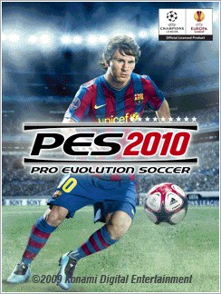 Download free Pro Evolution Soccer 2010 - java game for mobile phone. Download Pro Evolution Soccer 2010