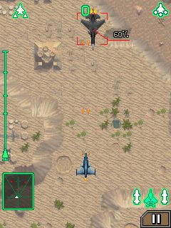 Mobile game Ace Combat: Northern Wings - screenshots. Gameplay Ace Combat: Northern Wings.