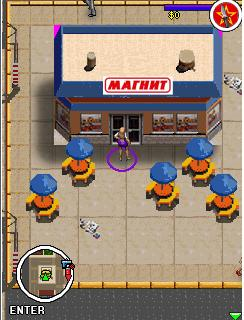 Mobile game Criminal Russia - screenshots. Gameplay Criminal Russia.