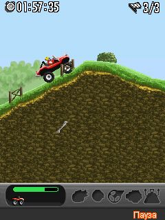 Download free mobile game: Insane truck 3D - download free games for mobile phone.