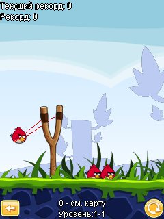 Download free game for mobile phone: Angry Birds 2 - download mobile games for free.