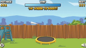 Download free mobile game: Paper Glider - download free games for mobile phone.