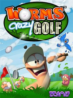 Worms Crazy Golf 2007