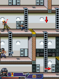 Download free game for mobile phone: SWAT Absolute force - download mobile games for free.