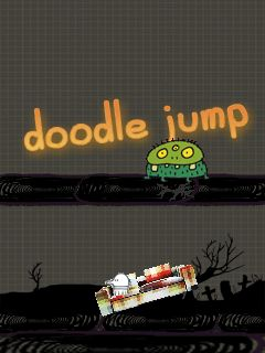 Download free mobile game: Doodle Jump Halloween - download free games for mobile phone.