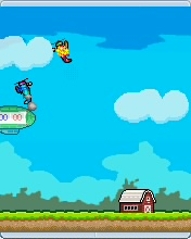 Download free game for mobile phone: Bluetooth BiPlanes - download mobile games for free.