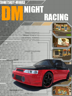DM Night Racing 3D