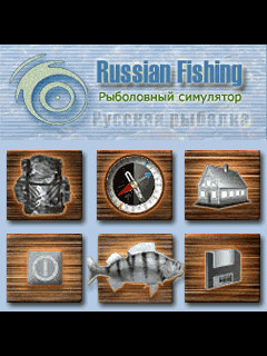 Russian fishing mobile