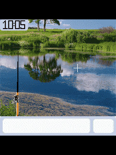 Download free mobile game: Russian fishing mobile - download free games for mobile phone.