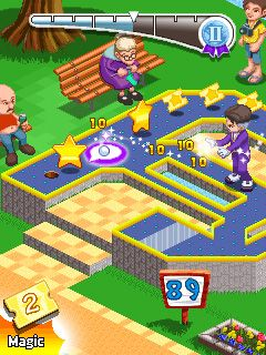 Download free game for mobile phone: Mini Golf 99 holes: Theme Park - download mobile games for free.