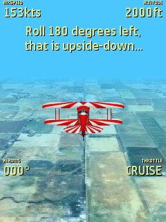 Download free game for mobile phone: Free Flight 3D - download mobile games for free.